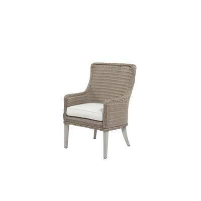 Lake Geneva Dining Armchair