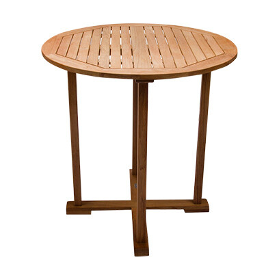 South Beach Teak Bar Table