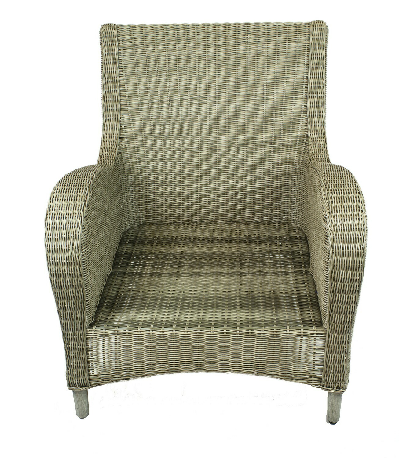 Ashland Wicker Collection Club Chair