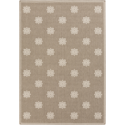 Alfresco Indoor/Outdoor Rug | Camel & Cream