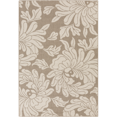 Alfresco Indoor/Outdoor Rug | Beige & Taupe | 8 Sizes