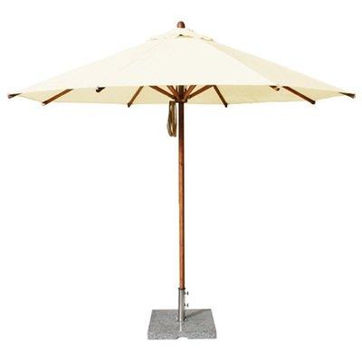 Round 10' Market Patio Umbrella | 10 colors