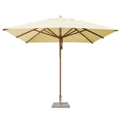 Square 7'  Market Umbrella  | available in 10 colors