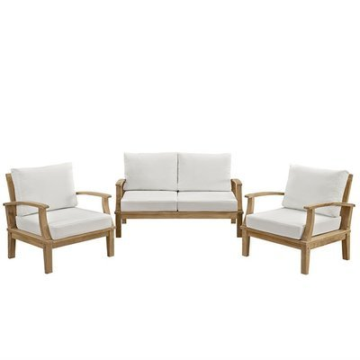 Belmont Harbor 3 Piece Seating Set