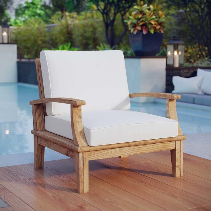 Belmont Harbor Armchair