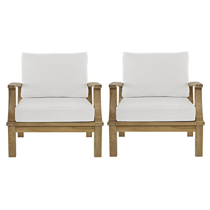 Belmont Harbor Armchair (Set of 2)