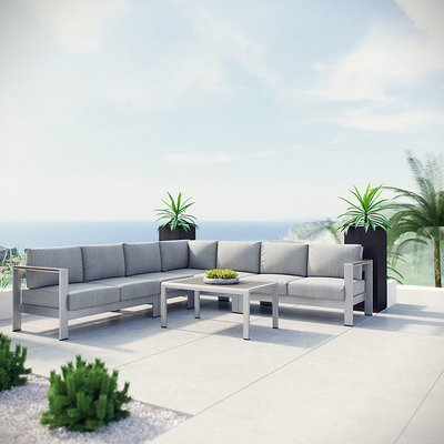 Shoreline 6 Piece Sectional Set