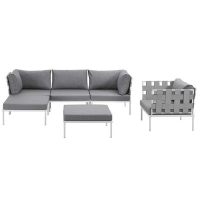 Veranda 6 Piece Conversation Set