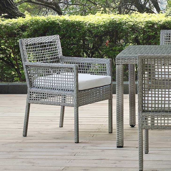 Auroa Patio Collection Dining Chair