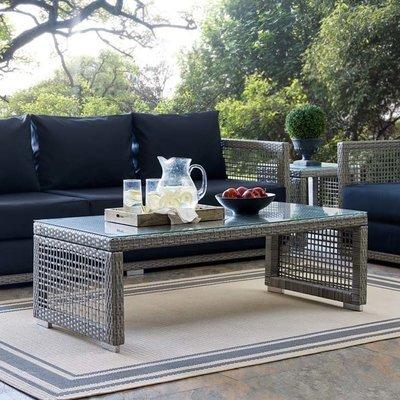 Auroa Patio Collection Coffee Table