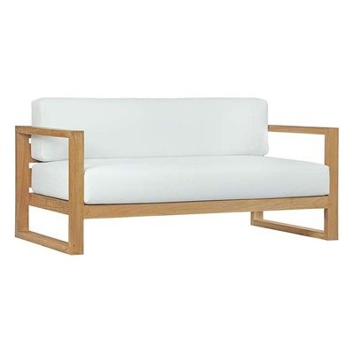 Uptown Teak Collection Sofa