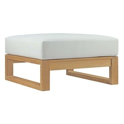 Uptown Teak Collection Ottoman