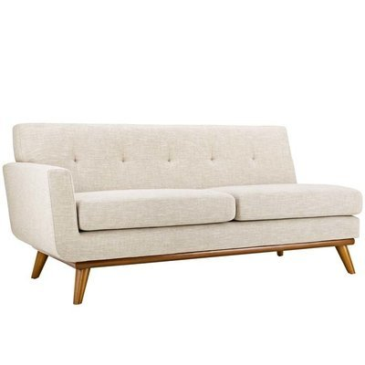 Montgomery Left-Arm Sectional Loveseat | 5 Colors
