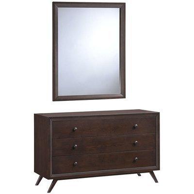 Julie Dresser with Mirror Set | 3 Finishes