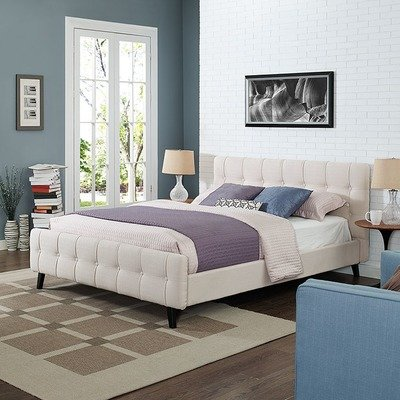 Hoddam Queen Bed | 3 Colors