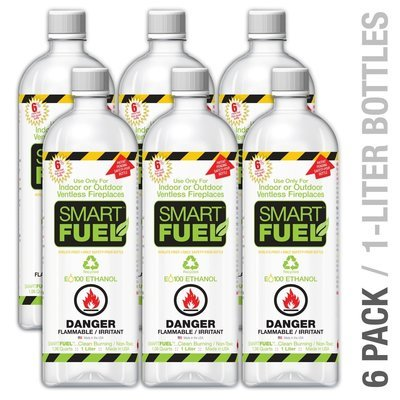 Bio-Ethanol Liquid Fuel - 6 Pack