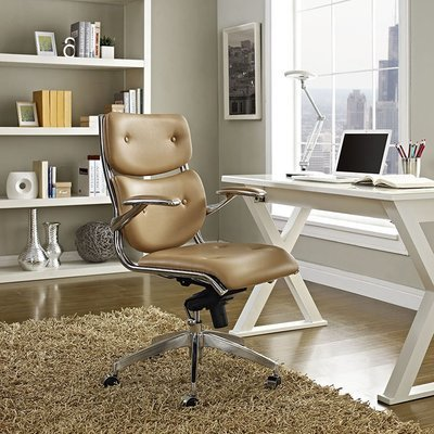 Posh Office Chair / 4 Colors