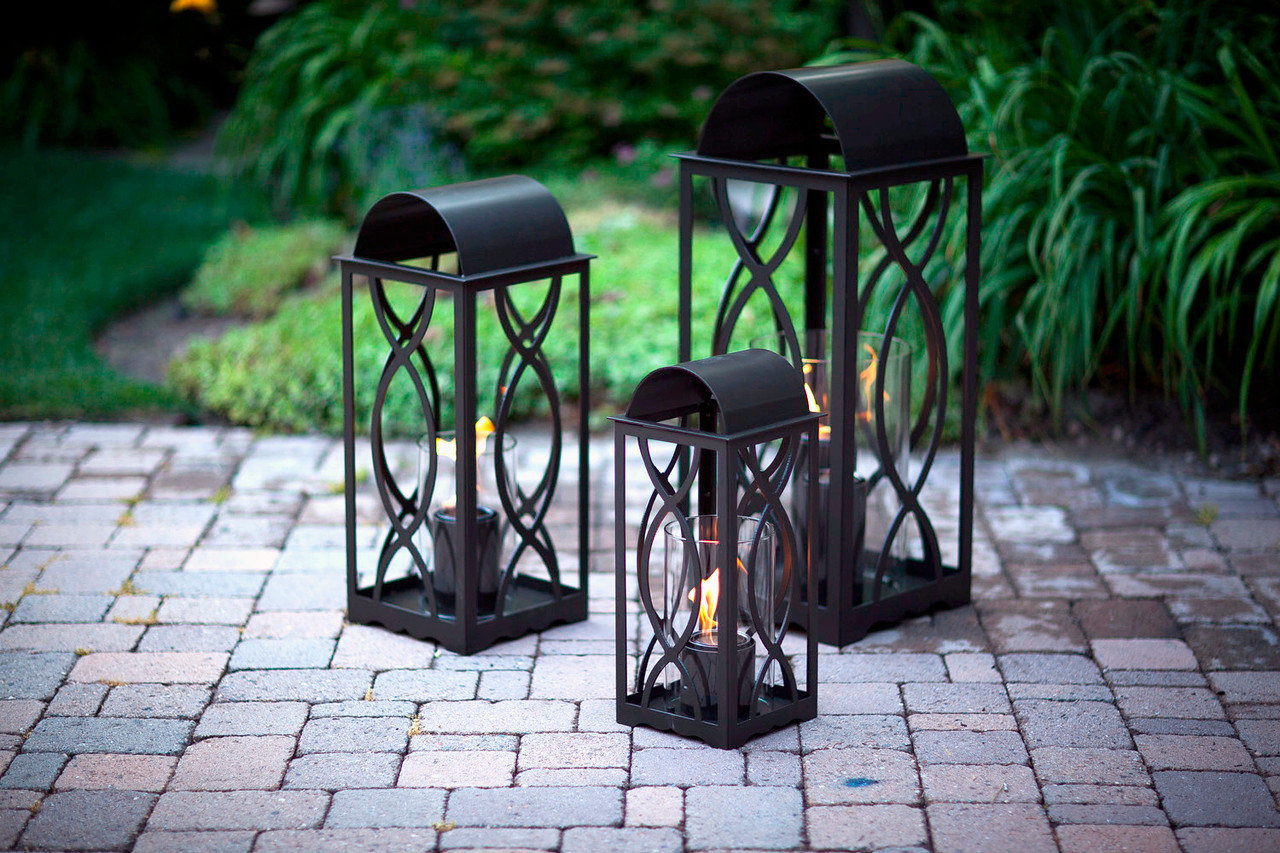 Bronze Charleston Lantern