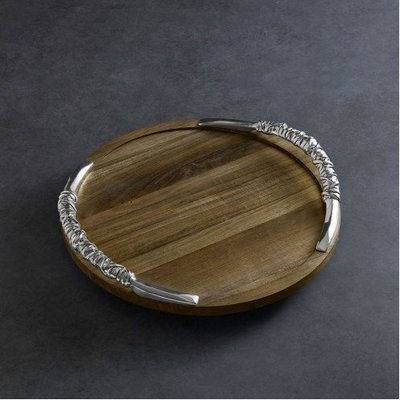 Soho Lazy Susan with Handles / 2 Sizes