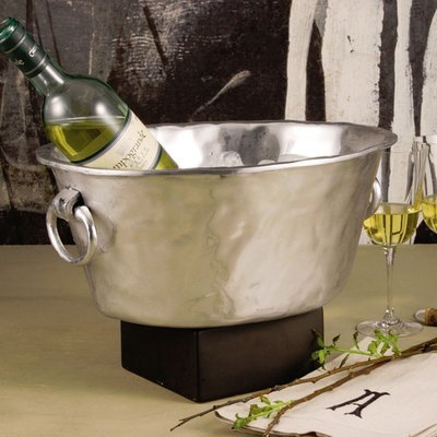 Soho Ice Bucket with Handles