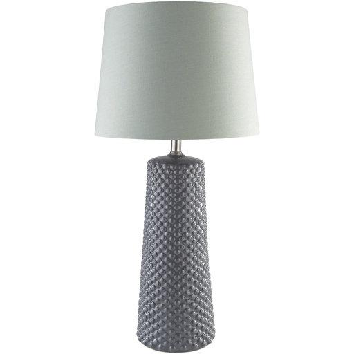 Wesley Table Lamp / Charcoal