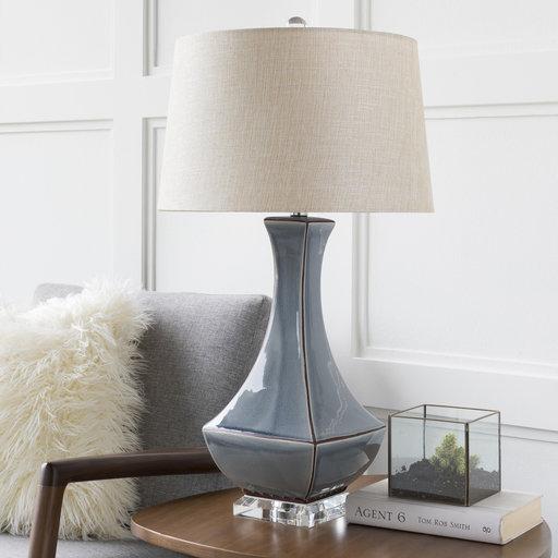 Belhaven Table Lamp / Sea Foam