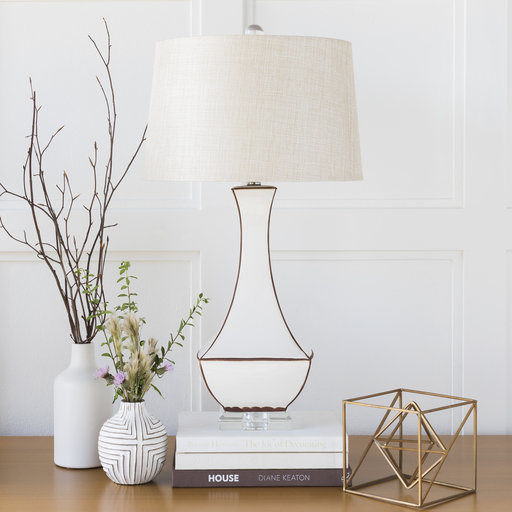 Belhaven Table Lamp / Khaki