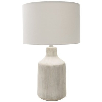 Foreman Table Lamp | Light Grey
