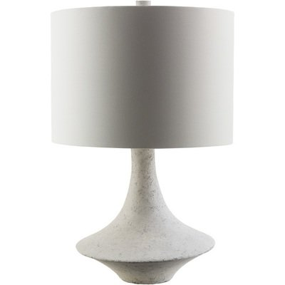 Bryant Table Lamp | White