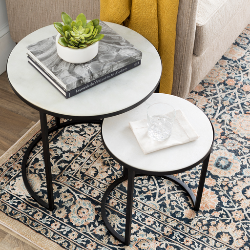 Hearthstone Side Tables / Set of 2