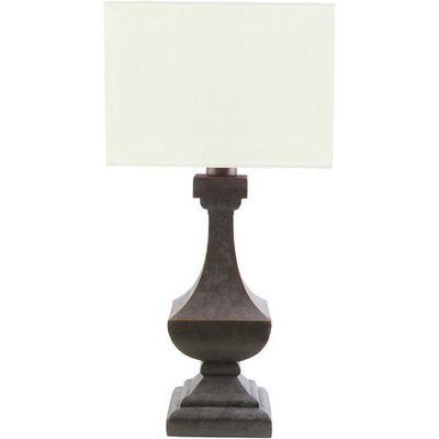 Davis Outdoor Table Lamp | White
