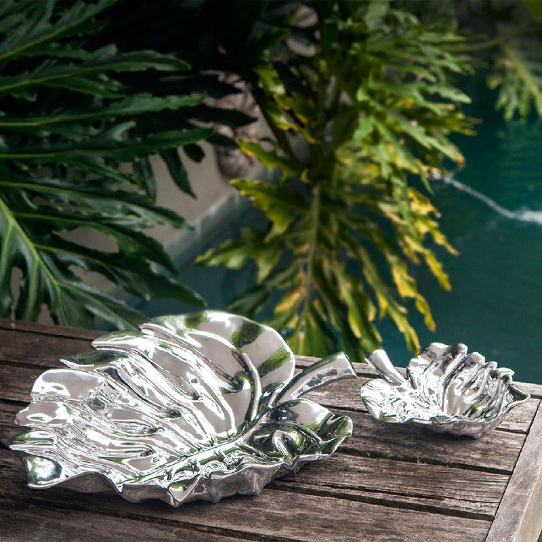 Garden Bali Leaf Bowl