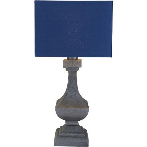 Davis Outdoor Table Lamp / Navy