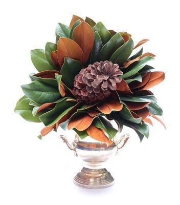 Brown Velvet Longleaf Bouquet