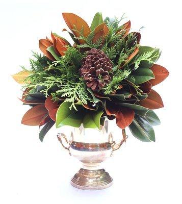 Emerald Lace Longleaf Bouquet