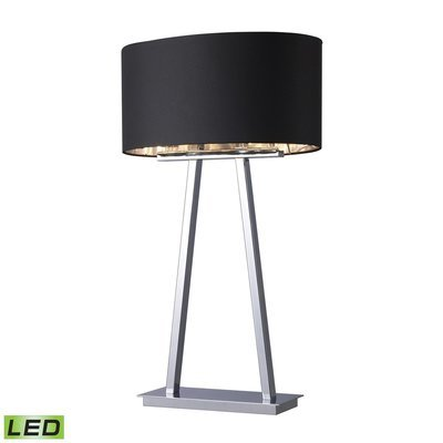 Empire Chrome Table Lamp