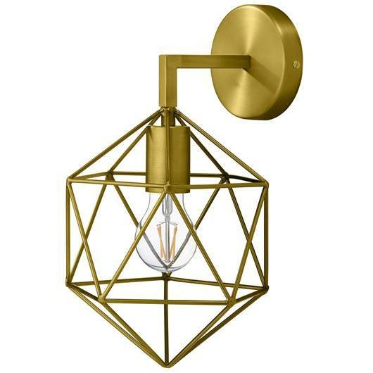 Brass Wall Sconce 03795