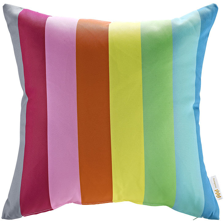 "Indoor/Outdoor Pillow 17"" x 17"""