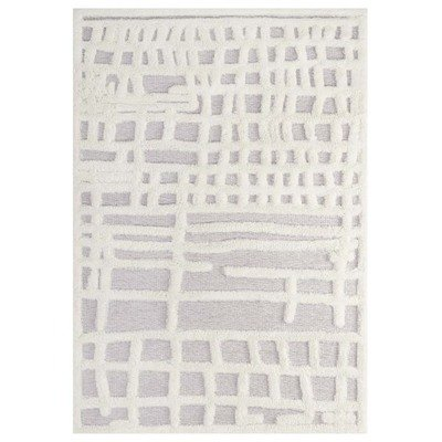 Lattice Abstract Rug | 2 Sizes