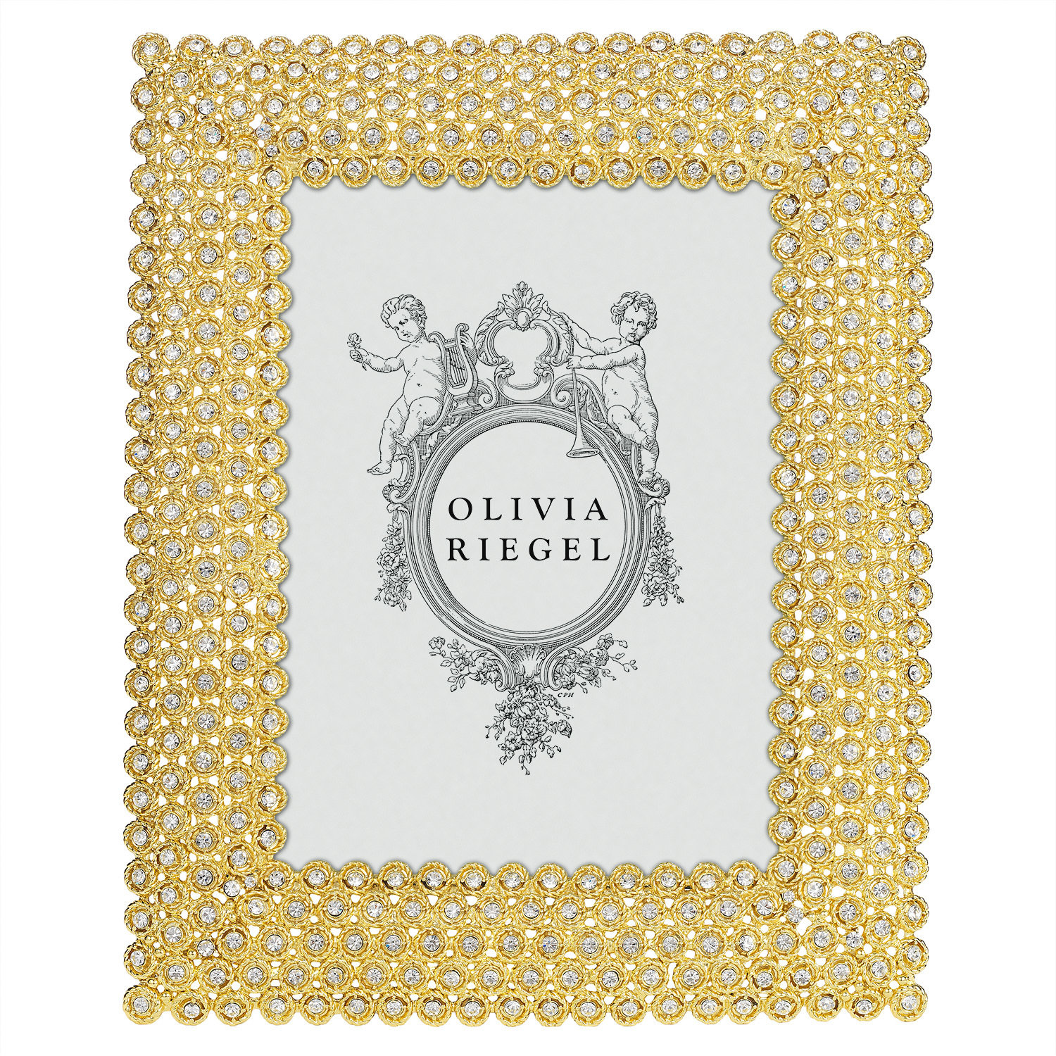 "Olivia Riegel Alexis 5"" x 7"" Frame / Set of 2"
