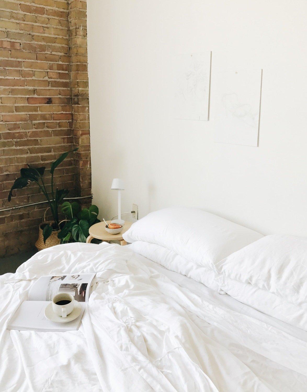 Silk Pillow  /  Standard or King