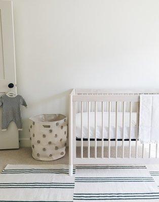 Bamboo Crib Sheet (Universal Size)