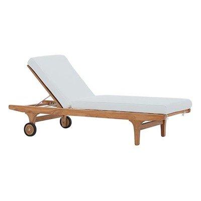 Teak Wood Lounge Chair