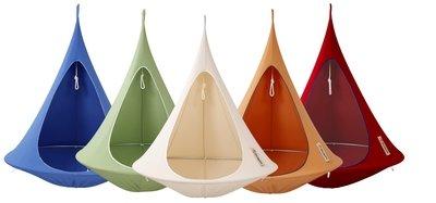 Single Cacoon Hammock   7 Colors