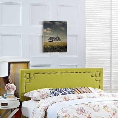 Jubilee  King Fabric Headboard | 5 Colors