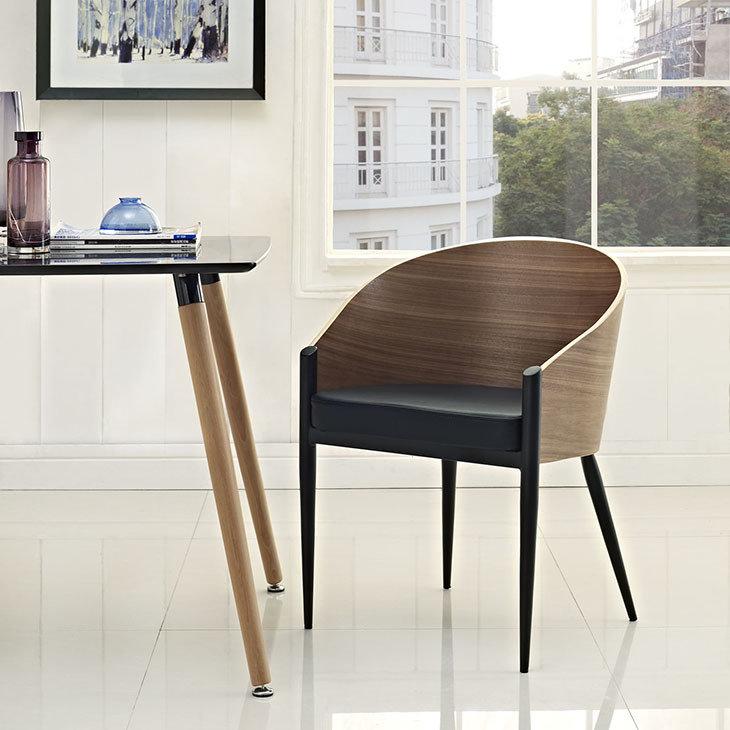 Aldren Dining Chair / Walnut