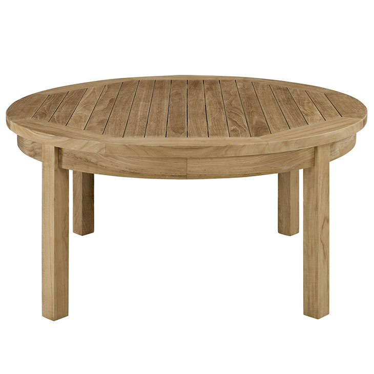 Belmont Harbor Round Coffee Table