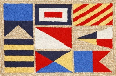 Signal Flags Natural