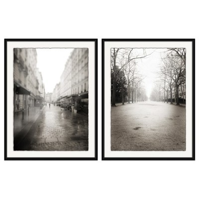 Paris Street Series Set of 2