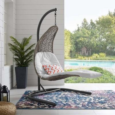 Landsdowne  Hanging Chaise / 6 Colors